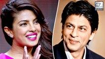 Priyanka Chopras Special Message To Shah Rukh Khan