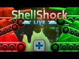 Amazing Shots! - 4v4 Team Death Match! - Let's Play - (ShellShock Live)