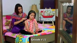 Gustakh Ishq - Episode 11 _ Urdu1 ᴴᴰ Drama _ Iqra Aziz, Noor Khan, Zahid Ahmed