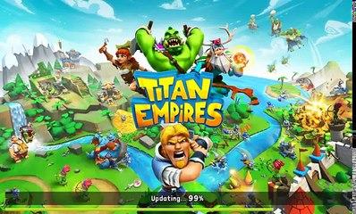 Androïde pour Jeu enfants bande annonce Titan empires gameplay hd