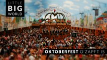 Oktoberfest (4k - Time-lapse - Tilt-shift)