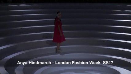 Anya Hindmarch | Spring Summer 2017 | London Fashion Week
