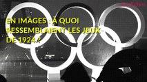 à quoi ressemblaient les Jeux de 1924 à Paris ?