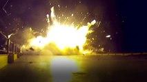Tous les ratés et explosions des fusées Space X depuis les débuts.. Impressionnant !