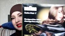 Cheveux avec partie déballage satin brun 7 HD 730 sèche-cheveux marathon technologie de IONTEC 06