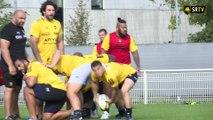 Le Point Presse Agen - Stade Rochelais