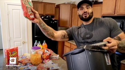 Throw Out All That JUNK FOOD | Week 1 | Mission: Possible Transformation Challenge