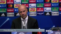 Peter Bosz reaction Tottenham vs Borussia Dortmund