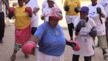 """Las """"abuelas boxeadoras"""" de Johannesburgo, un ejemplo de inclusión"""