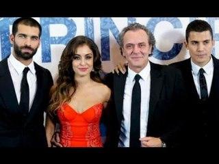 Presentación de la segunda temporada de 'El Principe'. 20-4-2015