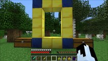 Minecraft How To Make A Portal To The Minions Dimension - Minions Dimension Showcase!!!