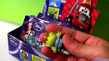 16 Blind Bags DISNEY PIXAR FULL CASE Cars Mack Truck, Monsters Incredibles Finding Nemo