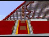 Minecraft - Montagne russe Sensation Forte =) / Roller Coaster