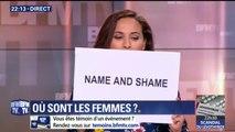 """L'oeil de @salhiabrakhlia : Le """"name and shame"""", l'arme du gouvernement pour lutter vs les inégalités femmes/hommes."""