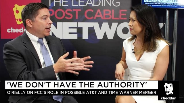 FCC Commissioner on the Agency's Role in Media Mergers