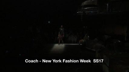 Coach | Spring Summer 2017 | New York Fashion Week