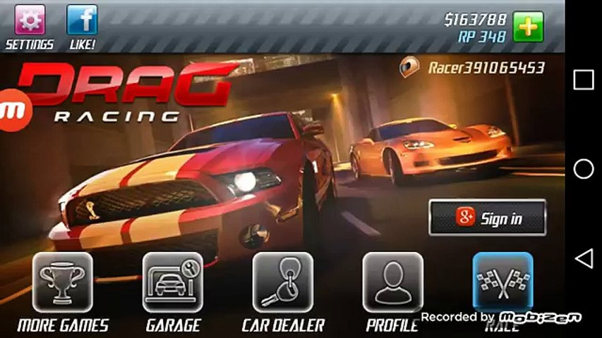 Drag Racing Clasic Level 7 And Boss Ford Rs200 Evolotion Tune Car