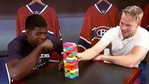 The Duel: Jenga Tetris