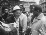 Louis De Funes Bourvil tournage du film le Corniaud