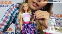 Couleur mignonne poupée moi moi Barbie histoire Barbie accident Jany transformation magique