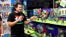 #Juguetes TORTUGAS NINJA la pelicula SPIN MASTER ★ Juegos Juguetes y Coleccionables ★