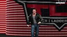 WWE 2K15 TLC new Dean Ambrose Vs Bray Wyatt | Epic Match Highlights!