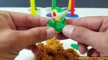 Clay Yogurt Sand Magic Surprise Toys Barbapapa Pluto Gary the Snail Thomas and Friends Zhu Zhu Pets