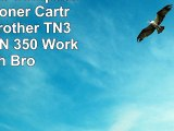 Toners  More  Compatible Laser Toner Cartridge for Brother TN350 TN350 TN 350 Works