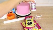 ♡• GATEAU DANNIVERSAIRE MINNIE PATE A SUCRE - DECORATION GATEAU CAKE DESIGN •♡