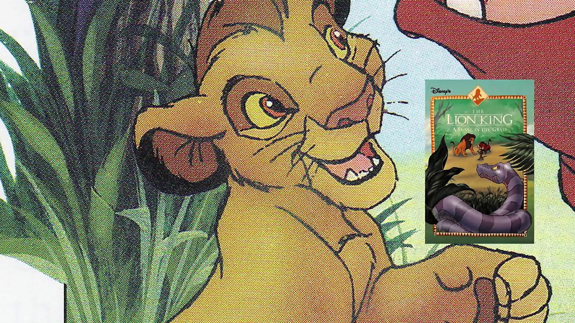 Kopa His Story Theories And Place In Lion King Canon Discovering Disney