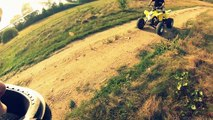new Suzuki ltz400 LE Limited Edition + new Suzuki QuadSport LTZ 400 yellow | ATV Quad Bike riding
