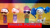 EASY FAMILY FINGER PUPPET TUTORIAL | HOW TO MAKE FINGER PUPPETS | DIY PUPPETS |CRAFT FOR KIDS