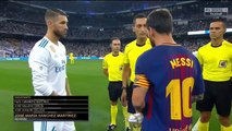 Champions League • Real Madrid vs Barcelona 2 - 0 (5 - 1) • Hit the Spanish Super Cup 16-08-2017 HD