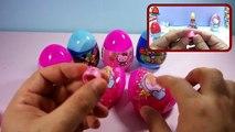 Ouvert 12 différents œufs dœufs surprise excentrique