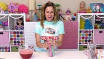 Eating Real Worms or Rainbow Worms | Amy Jo Makes Jello Gummy Worms