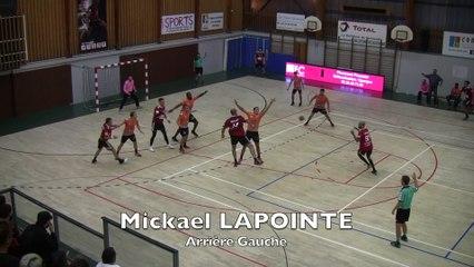 TOP 5 : Gonfreville Handball / ACBB
