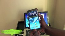 Installing Jelly Bean 4 1 2 on Galaxy Note GT-N7000 (Firmware