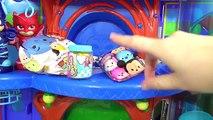 PJ MASKS Tub Bath Time Finger Paint Soap Colors, Giant Rubber Duck Superhero IRL Toy Surpr