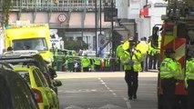 Acte terroriste dans le métro londonien