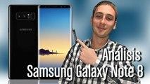 Análisis Samsung Galaxy Note 8