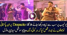 Dance on Despacito In a Pakistani Wedding - Beautiful Mehndi Dance