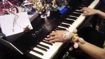 【ピアノ】 「前前前世( ver.)」 を弾いてみた 【君の名は。】
