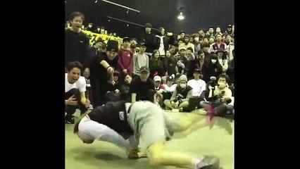 ブレイクダンス Unbelievable Breakdance Skills 2017