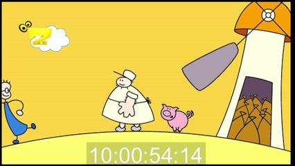 Zarok TV - Tom û Qetek Nan