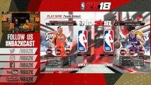 NBA 2K18 Gameplay - Lonzo Ball - Lakers vs Timberwolves - PS4 - XBOX One - PC - HD