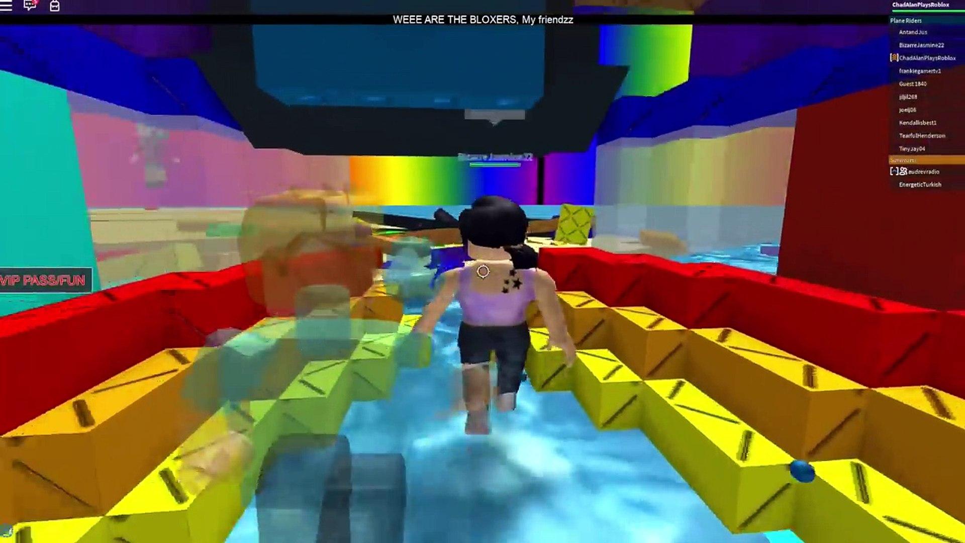 Roblox Insane Rainbow Plane Crash Survival Gamer Chad Plays - gamer chad roblox videos