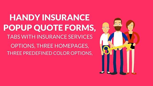 Health Insurance – Insurance WordPress Theme
