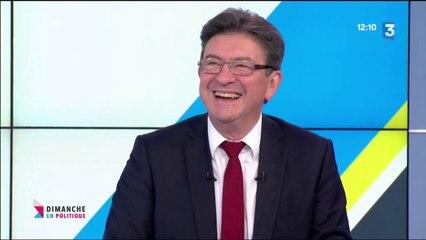 """«Macron s'en prend à tous ceux qui résiste à sa politique"""" Jean-Luc Mélenchon"""