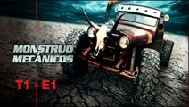 """MONSTRUO MECÁNICOS #1- Un vehículo Único """"TOMAHAUK"""""""