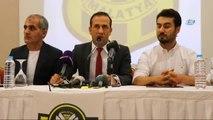 """Adil Gevrek: """"Ertuğrul Sağlam Olabilirsin, Burası da Malatyaspor"""" -1-"""